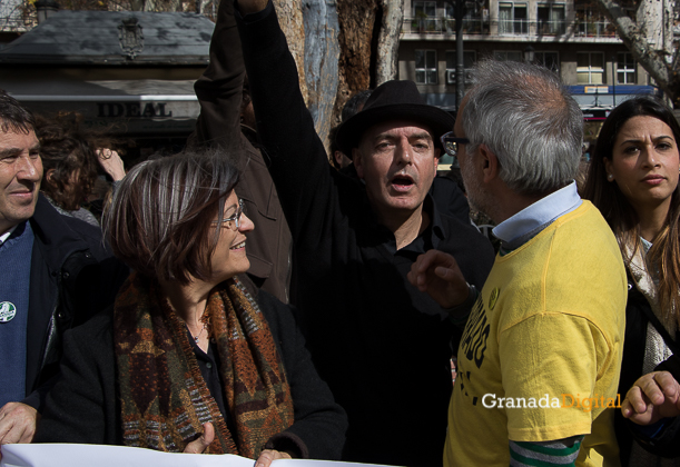 Manifestacion AVE Febrero 2017 marea amarilla-33