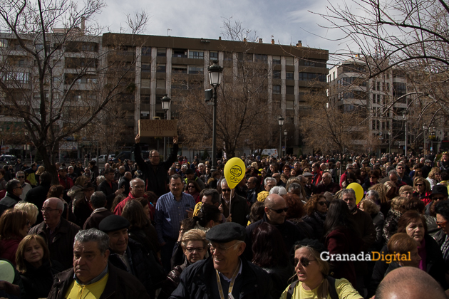 Manifestacion AVE Febrero 2017 marea amarilla-35