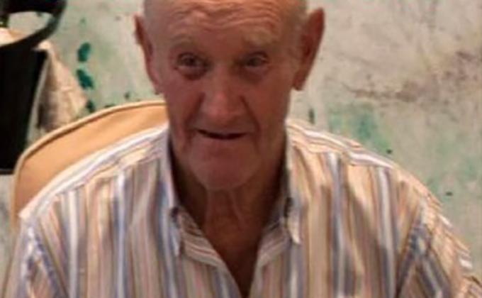 Manuel Santiago Muñoz desaparecido