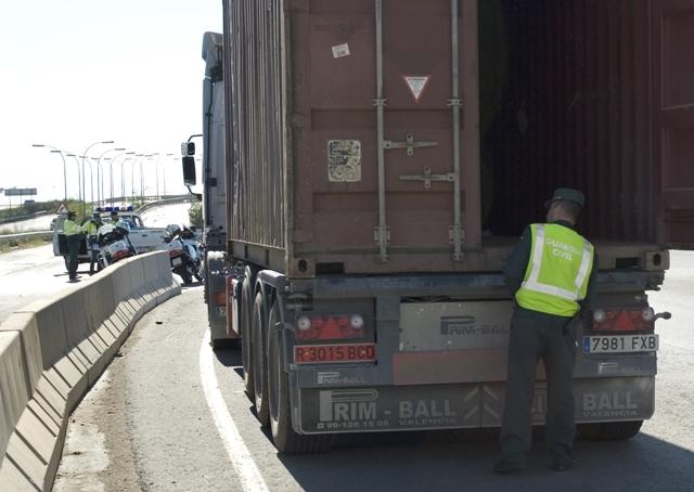 Robo-a-camiones