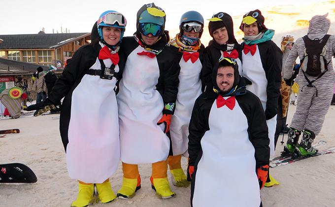 carnaval sierra nevada