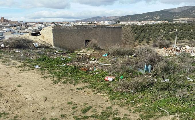 casas-cueva Huescar