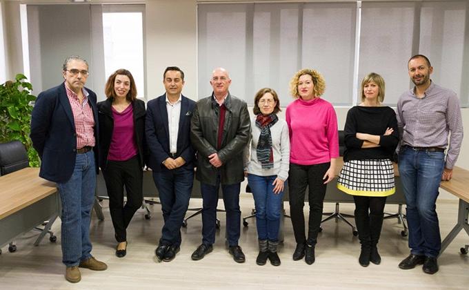 investigadores Granada