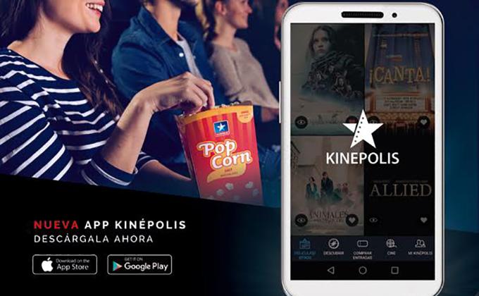 kinepolis-app