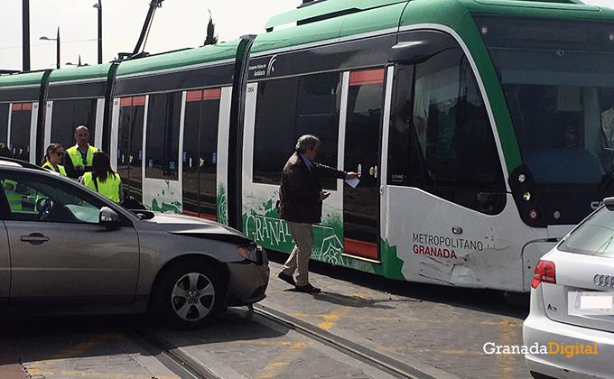 Accidente Metro 2