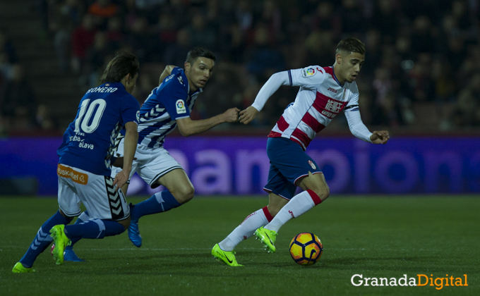 Granada C.F. - Deportivo Alaves