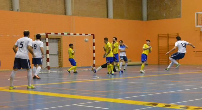Victoria-Kent-FS-5-3-Peligros-Fútbol-Sala