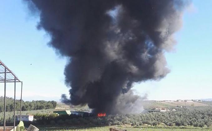 incendio-planta-residuos-trasmulas