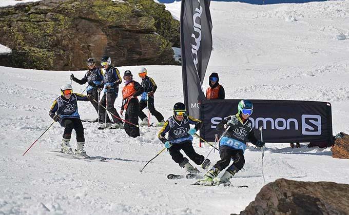 sierra-nevada-Salomon Quest Challenge