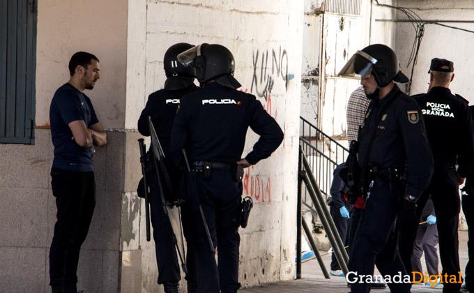 tiroteo en el barrio de la paz (8)
