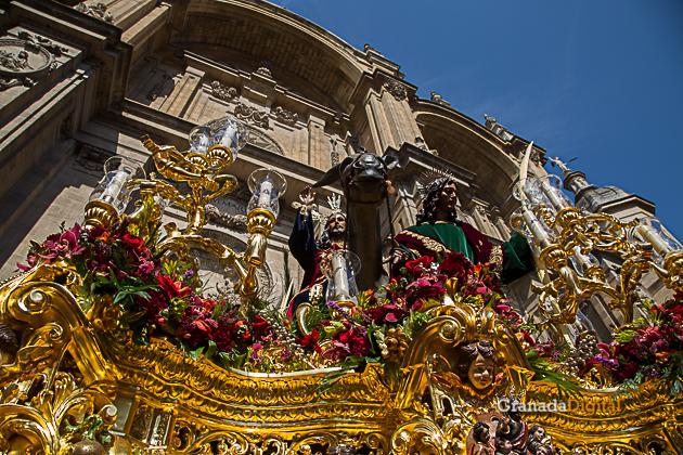 Semana Santa Domingo Ramos 2017 Borriquilla Paz-6