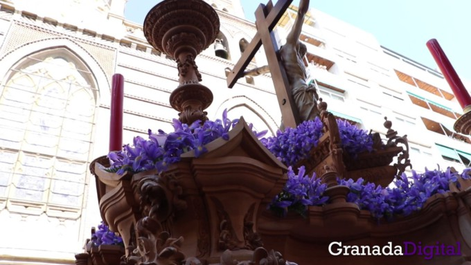 El Miércoles Santo arranca con la salida de 'Los Gitanos'