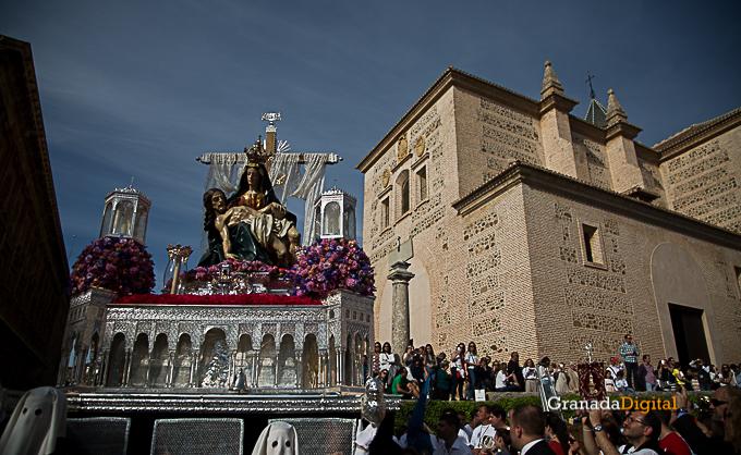 Semana Santa Sabado Gloria 2017 Santa María de la Alhambra-10