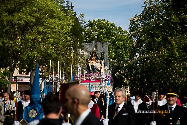 Semana Santa Sabado Gloria 2017 Santa María de la Alhambra-11