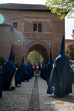 Semana Santa Sabado Gloria 2017 Santa María de la Alhambra-12