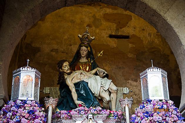 Semana Santa Sabado Gloria 2017 Santa María de la Alhambra-16