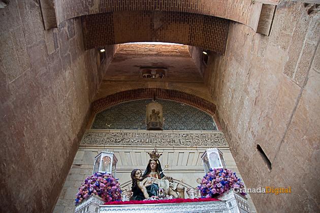 Semana Santa Sabado Gloria 2017 Santa María de la Alhambra-17