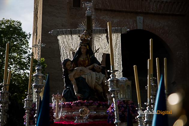 Semana Santa Sabado Gloria 2017 Santa María de la Alhambra-19
