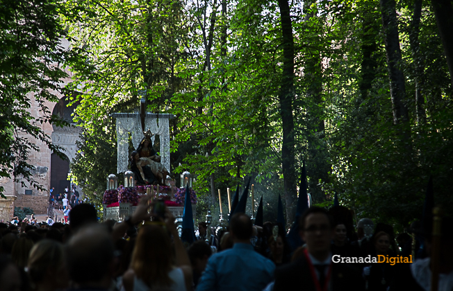 Semana Santa Sabado Gloria 2017 Santa María de la Alhambra-20