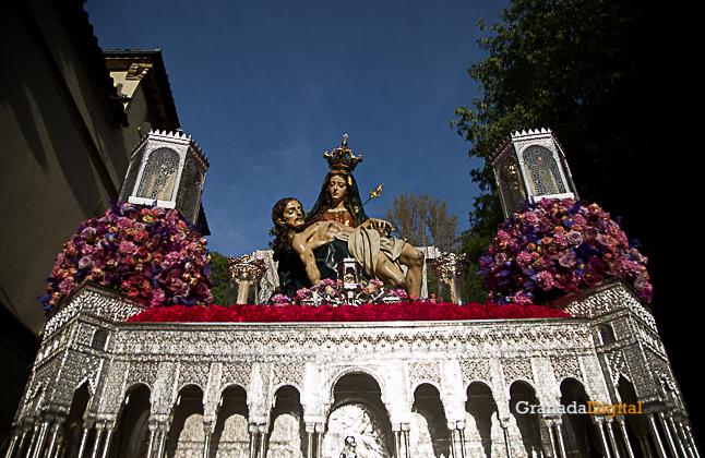 Semana Santa Sabado Gloria 2017 Santa María de la Alhambra-29