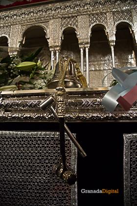Semana Santa Sabado Gloria 2017 Santa María de la Alhambra-4