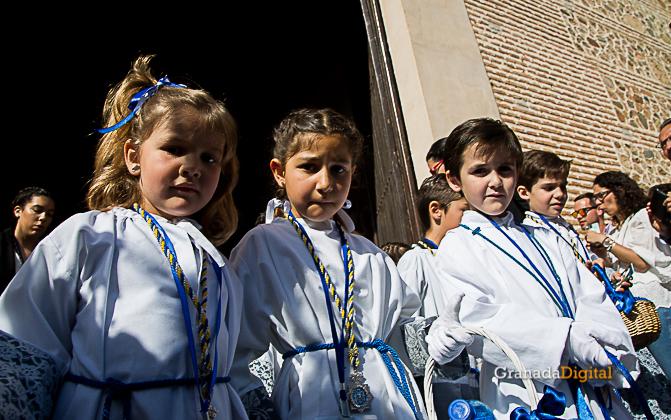 Semana Santa Sabado Gloria 2017 Santa María de la Alhambra-5