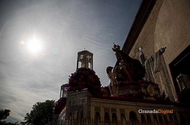 Semana Santa Sabado Gloria 2017 Santa María de la Alhambra-8