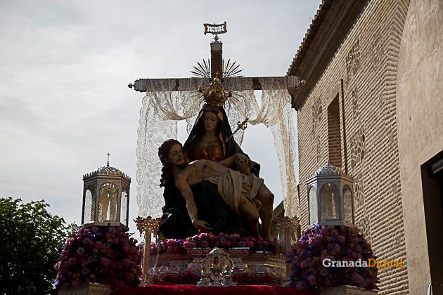 Semana Santa Sabado Gloria 2017 Santa María de la Alhambra-9