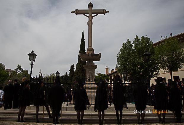 Semana Santa Viernes Santo 2017 Tres Favores Soledad-2