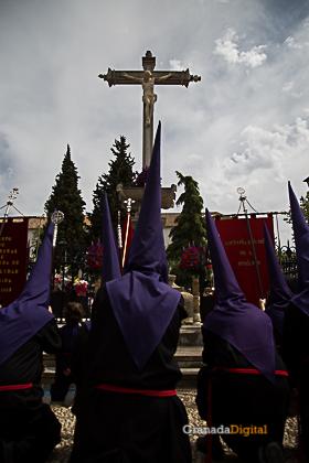 Semana Santa Viernes Santo 2017 Tres Favores Soledad-6