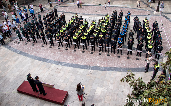 campeonato policia local alcazaba