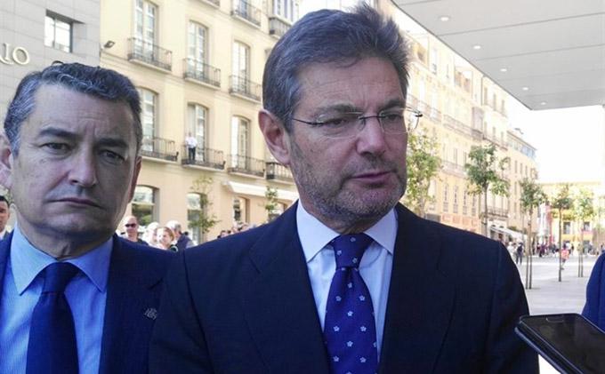 rafael catala, ministro de justicia