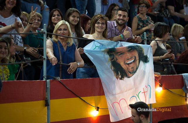 Concierto Ricky Martin Plaza Toros Granada-12