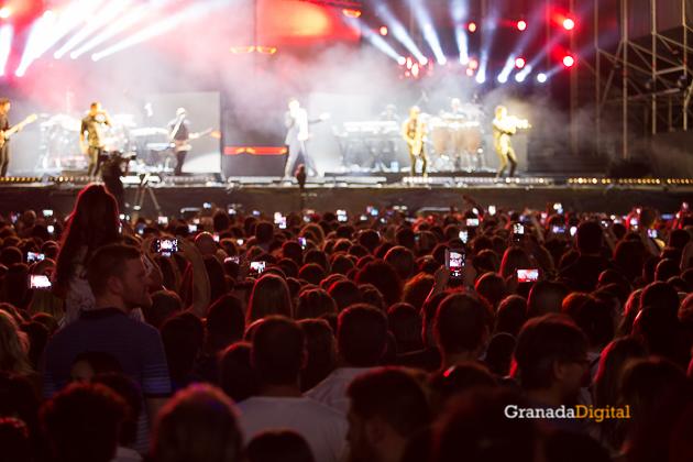 Concierto Ricky Martin Plaza Toros Granada-18