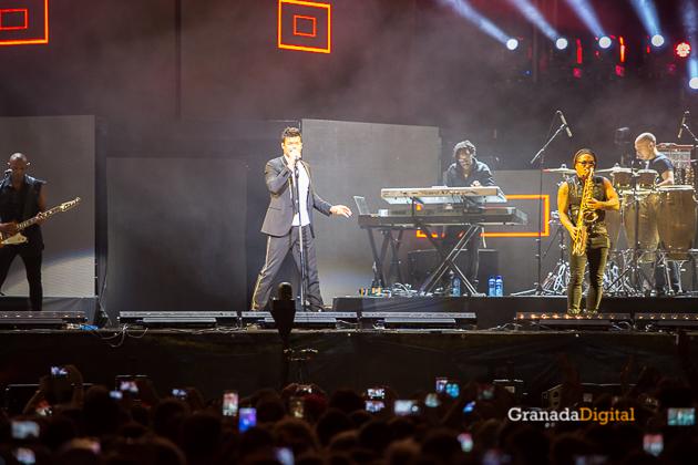 Concierto Ricky Martin Plaza Toros Granada-19