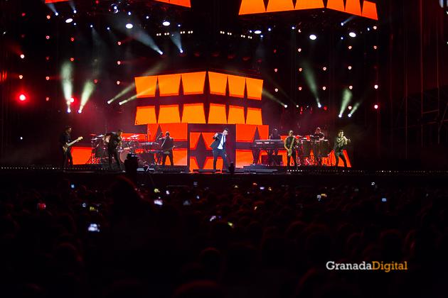 Concierto Ricky Martin Plaza Toros Granada-21
