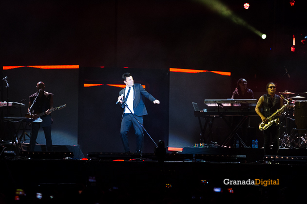 Concierto Ricky Martin Plaza Toros Granada-22