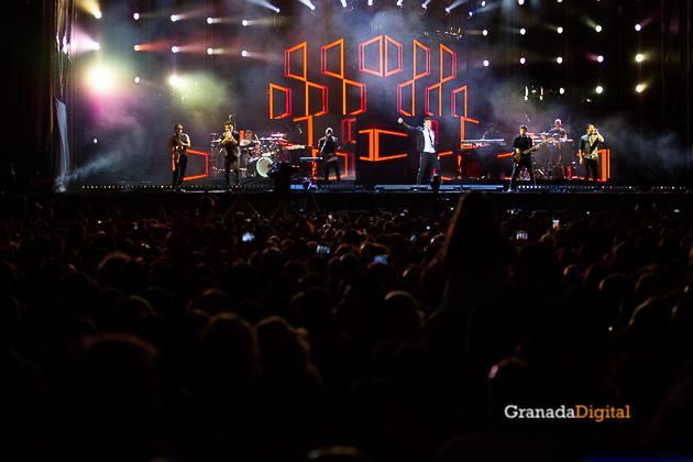 Concierto Ricky Martin Plaza Toros Granada-27