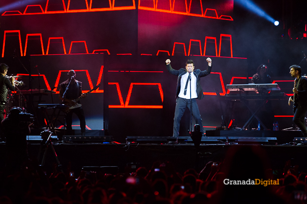 Concierto Ricky Martin Plaza Toros Granada-28
