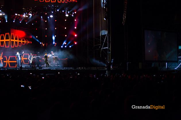 Concierto Ricky Martin Plaza Toros Granada-29