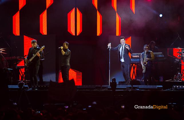 Concierto Ricky Martin Plaza Toros Granada-31