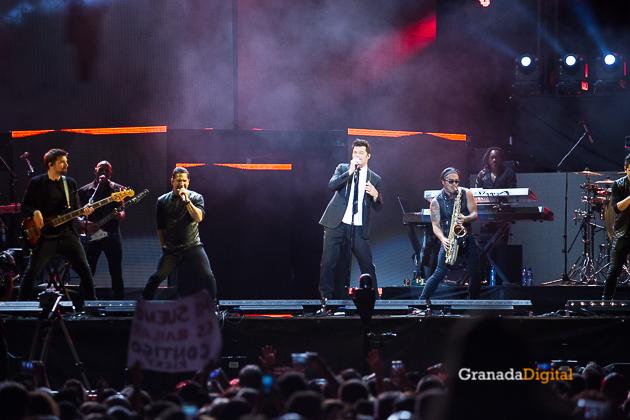 Concierto Ricky Martin Plaza Toros Granada-32