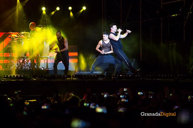 Concierto Ricky Martin Plaza Toros Granada-33