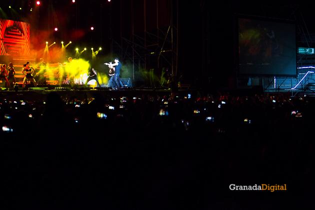 Concierto Ricky Martin Plaza Toros Granada-34
