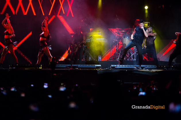 Concierto Ricky Martin Plaza Toros Granada-36