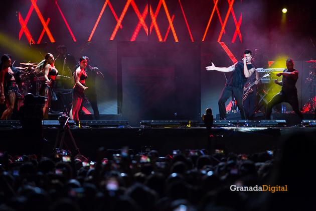 Concierto Ricky Martin Plaza Toros Granada-37