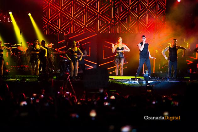 Concierto Ricky Martin Plaza Toros Granada-38