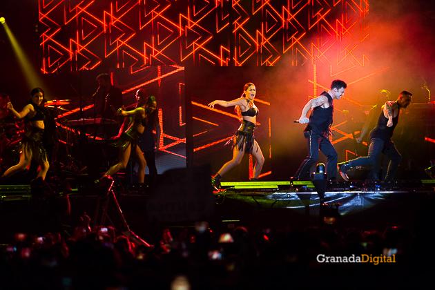 Concierto Ricky Martin Plaza Toros Granada-39