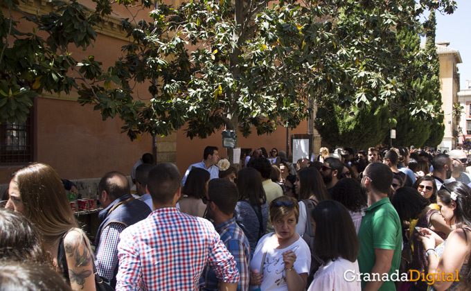 Granada recupera las barras en la calle por el Día de la Cruz   Foto: Asun Rodríguez