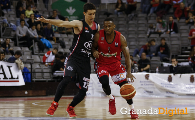 Bowie-Playoffs-Fundacion CB Granada - Kia Sakimovil Basket Navarra